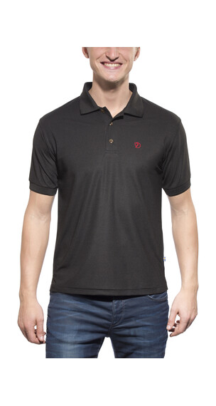 Fjällräven Crowley Pique Shirt Men Black